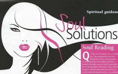 Soul & Spirit Article – Feb 2009