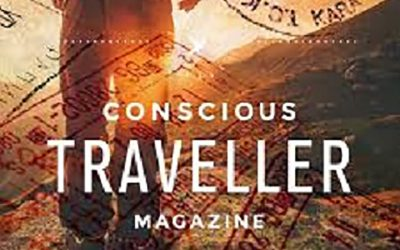 Appeared in Conscious Traveller Magazine – 1st edition April