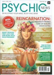 Psychic News 001
