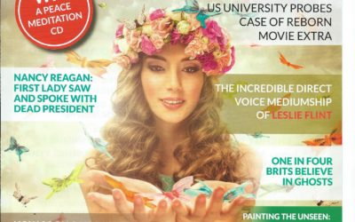 Psychic News Magazine Article – April 2016 edition