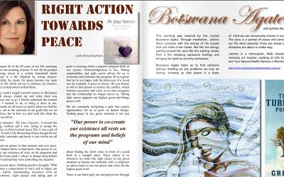 Lightworker Advocate Magazine – Article written for October 2016 Issue