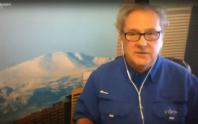 Interview with Steve Toth, Conscious Evolution Media, Denver, Colorado – 27th October 2016.