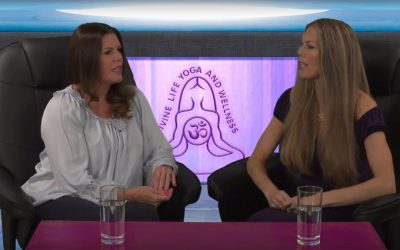 Interview with Joanne Lee Philpot on Divine Life Yoga and Wellness TV