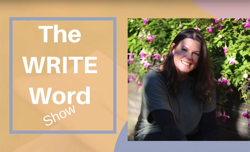 Interview with Janet Groom on Meet the Author at The Write Show – August 2019